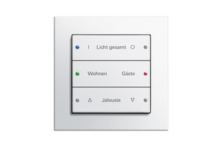 E2 touch sensor 3 Komfort  by  Gira