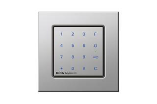 E22 Keyless In keypad  by  Gira