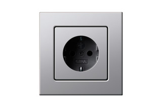 E22 socket  by  Gira