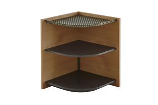 ENTRÈVES bedside table  by  ligne roset