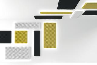 Eggboard Wall/ Ceiling  von  Artemide Architectural