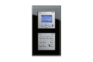 Esprit Revox control unit  by  Gira