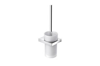 WC-Bürstengarnitur verchromt  von  HEWI