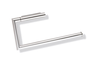 Toilet Roll Holder, double finish - chrome  by  HEWI