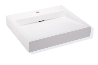 Washbasin 600 mm wide  by  HEWI