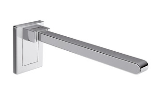 Hinged support rail Mono 600 mm projection  by  HEWI
