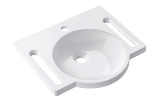 Washbasin 450 mm wide  by  HEWI