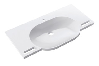 Washbasin 1000 mm wide  by  HEWI