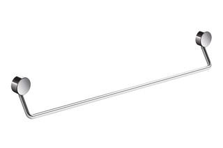 Badetuchhalter Achsmaß 600 mm, verchromt  von  HEWI