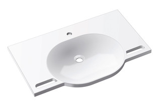 Washbasin 850 mm wide  by  HEWI