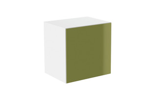 Basic module glass front green  by  HEWI