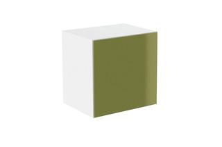 Basis-Modul 30 Glasfront grün  von  HEWI
