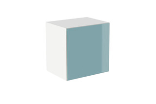 Basic module glass front aqua  by  HEWI
