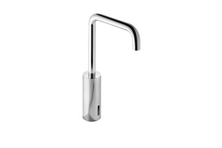 HEWI SENSORIC Electronic washbasin fitting AQ 477/801  by  HEWI