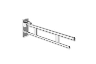Wall plate cover for mounting plate chrome  by  HEWI