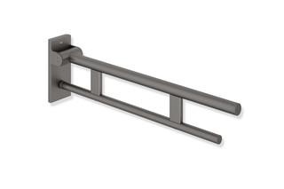 Stützklappgriff Duo, Design A  von  HEWI