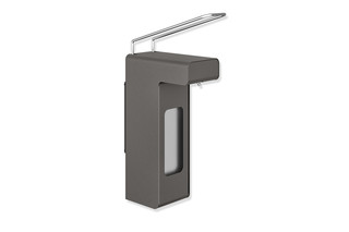 Disinfectant or soap dispenser  by  HEWI