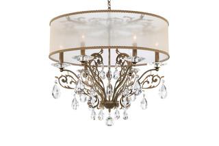 FILIGRAE Kronleuchter Lampenschirm  von  Swarovski Lighting