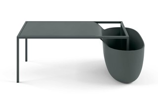flow bowl table  von  Alias