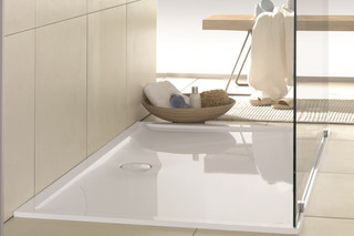 Showe tray Futurion Flat  by  Villeroy&Boch Bath&Wellness