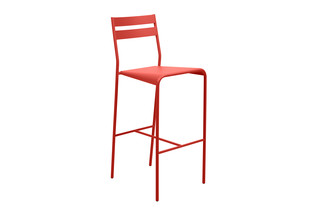 Facto high stool  by  Fermob