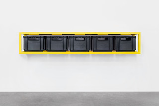Five Boxes Wall  by  Schellmann Furniture
