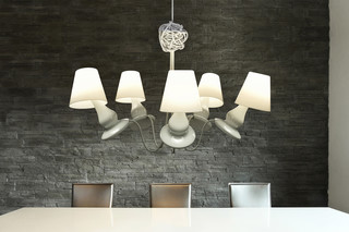 Flapflap chandelier  by  next home collection