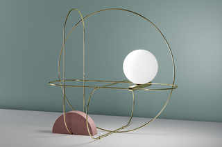 Setareh table lamp  by  FontanaArte