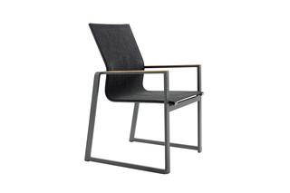 Foxx stacking chair  by  solpuri