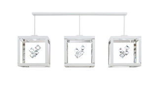 Fyra pendant  by  Swarovski Lighting