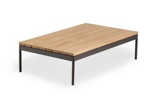 AZURI lounge table  by  Niehoff Garden