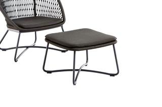 KUTA stool  by  Niehoff Garden