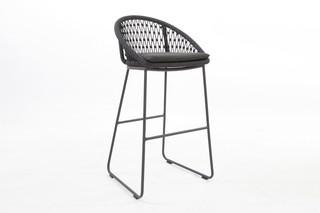 KUTA bar stool  by  Niehoff Garden