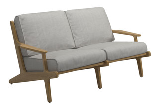 Bay 2-seater  by  Gloster Furniture