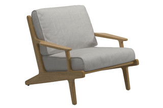 Bay Lounge Chair  by  Gloster Furniture