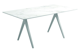 Split Außentisch  von  Gloster Furniture