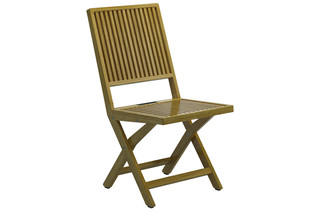 Voyager Folding Chair  by  Gloster Furniture