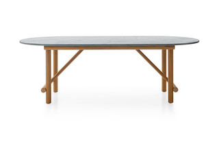 AYANA table  by  B&B Italia