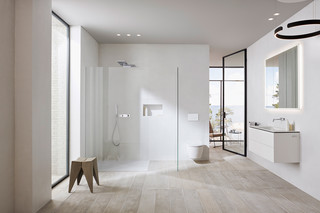 Geberit ONE shower partition  by  Geberit
