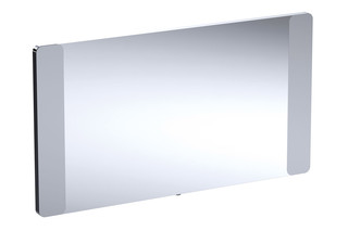 Option illuminated mirror  by  Geberit