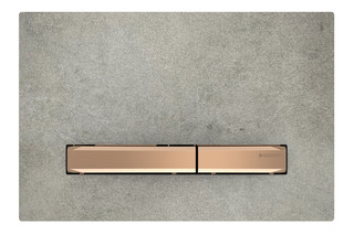 Flush plate Sigma50  by  Geberit