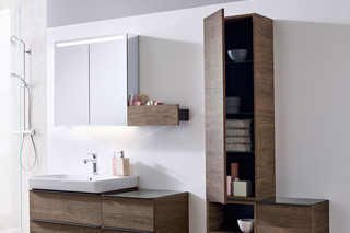 Smyle Square medium high cabinet  by  Geberit