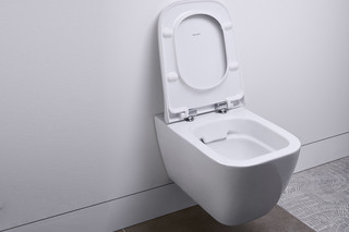 Smyle wall-mounted WC  by  Geberit