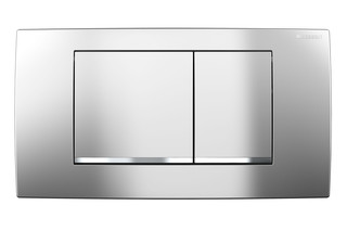 Flush plate Twinline30  by  Geberit