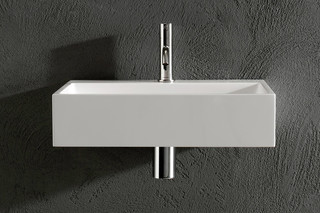 Gesto washbasin  by  Antonio Lupi