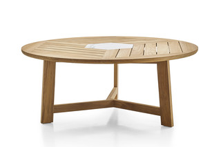 GINESTRA table round  by  B&B Italia