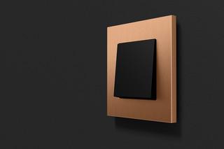 Gira Esprit in bronze (PVD)  by  Gira