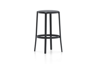 On & On bar stool  by  Emeco