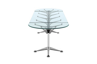 Burdick Group Table  by  Herman Miller