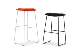 HI PAD STOOL  by  Cappellini